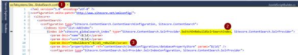 5. Sitecore Config
